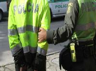 Capturan a 10 policías de Bogotá por presuntamente permitir tráfico de drogas en el centro