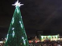 Soacha encendió  su alumbrado navideño  de 299 millones