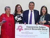 Soacha premió a las mejores experiencias sociales exitosas de la ciudad