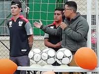 El deporte forma integralmente a los niños de Soacha