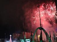 Cundinamarca encendió luces de Navidad
