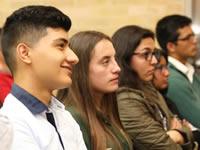 Más de 300 jóvenes hicieron parte del Conversatorio Cundinamarca Más Profesional