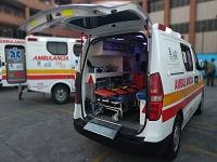 Dieciocho nuevas ambulancias prestarán servicio en Cundinamarca
