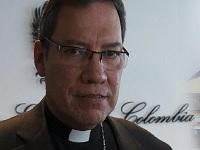 Monseñor Daniel Falla  saluda a los soachunos en navidad