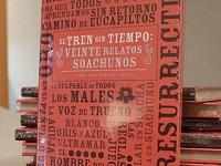 """Historias y leyendas de Soacha plasmadas en el libro """"El tren sin tiempo"""""""
