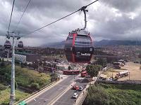 Bogotá estrena el Transmicable para habitantes de Ciudad Bolívar