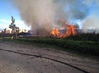 Incendios forestales afectan el municipio
