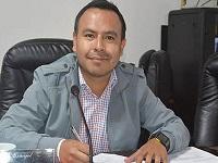 Camilo Nemocón, el concejal de Soacha que entrega una presidencia de puertas abiertas