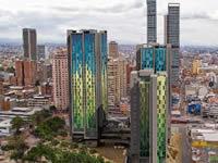 Bogotá es la capital de los negocios