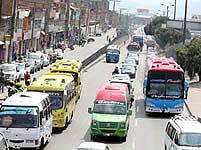 En marcha plan retorno por Autopista Sur y demás entradas a Bogotá