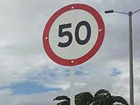 Cuidado con la velocidad en Bogotá, van 450 multados en enero