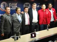 """""""Vamos a vivir un espectáculo en paz y en familia"""": director de la Copa Fox Sports 2019"""