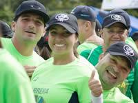 Atletas verdes estrenan chip para carrera ambiental que se correrá en Bogotá
