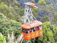 Revelan fallas del telesférico de Bogotá