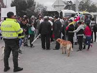 Visita de Sanidad pone en riesgo  permanencia de la Policía en La Despensa Soacha