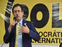 Celio Nieves, precandidato a la Alcaldía de Bogotá por el Polo Democrático