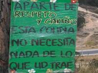 Con caminatas ecológicas se limpian los cerros de Ciudad Verde
