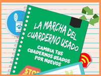 """Abren inscripción para """"Marcha del cuaderno usado"""" en Soacha"""