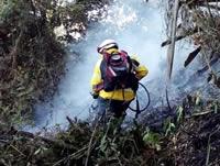 Soacha en alerta naranja por posibles incendios forestales