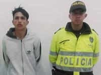Capturan presunto expendedor de drogas en Soacha