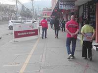 Ciudadanos de Soacha piden que se mantenga  recuperación del espacio público