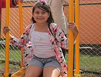 Nuevo parque intergeneracional incluyente para población con discapacidad
