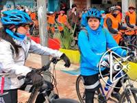 Este jueves es día sin carro en Bogotá