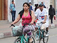 Con la presencia de más de 25 mil personas se reactivó  Ciclovida en Soacha