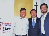 Colombia Justa Libres   lanza sus mesas de trabajo 'Soacha  2019'