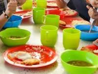 Año académico  en Soacha comenzó al día con la  alimentación escolar