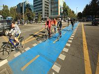 Mantenimiento de ciclorrutas sólo alcanza el 30% en Bogotá