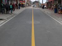 Recuperan vías en las comunas uno y tres de Soacha