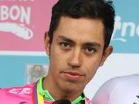 Dos ciclistas soachunos en el Tour Colombia 2.1