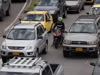 Bogotá es la tercera ciudad del mundo con más trancones en sus calles