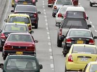 Sancionaron 148 conductores en primera jornada de pico y placa ambiental en Bogotá