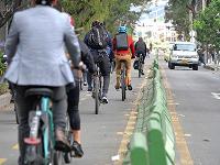 Bogotá, reconocida como Capital Mundial de la Bicicleta