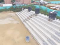 Avanza construcción del Centro de Integración Ciudadana en La Mesa