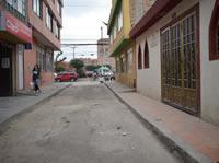 Mejoramiento vial y recreodeportivo en  barrio Simón Bolívar de Soacha