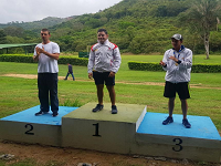 Donado  destaca sus logros deportivos en  Cundinamarca