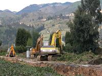 El 40% de la red vial terciaria de Cundinamarca ha sido recuperada