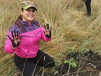 Más árboles para el  páramo de Aguas Vivas en Soacha