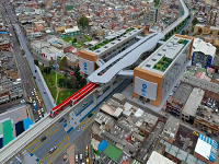 Bogotá recibe nuevas vías