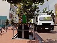 Novedosos contenedores se instalarán en Bogotá