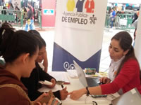 Feria de empleo para mujeres de Soacha