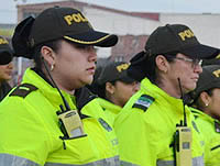 150 mujeres apoyan seguridad en Soacha este fin de semana