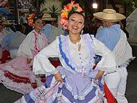 Agrupación folclórica de Soacha  finalista en festival europeo