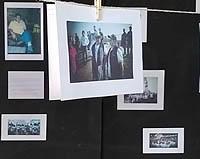 Caminando entre mujeres, la exposición fotográfica que se exhibió en Soacha