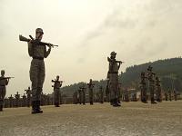 Así es la Instrucción Básica Militar en Madrid, Cundinamarca en la Escuela de Suboficiales