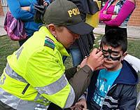 Policía de Soacha  articula trabajo con la comunidad