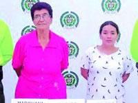Caen mujeres que distribuían droga en útiles escolares en Soacha y el sur de Bogotá